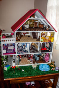 Emily's Dollhouse Remodel