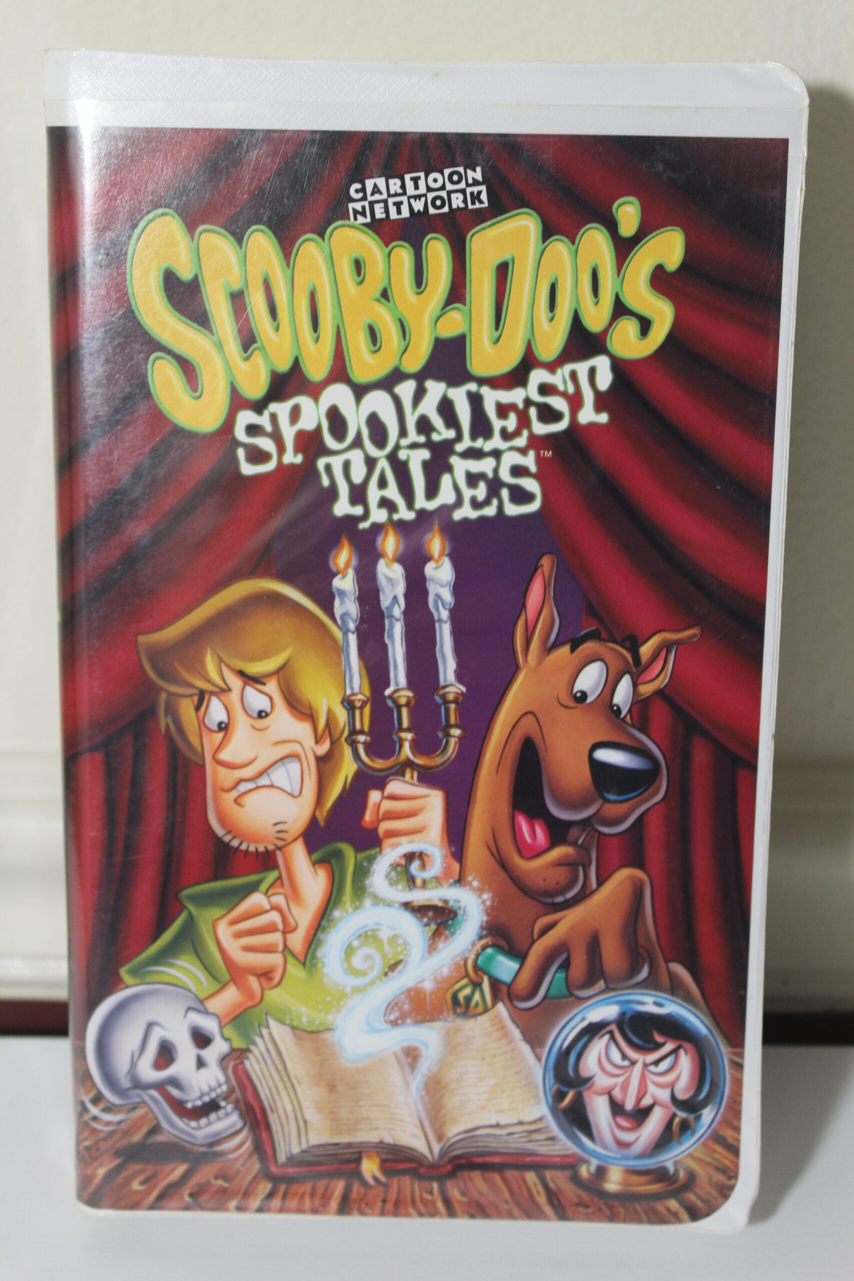 Scooby Doo S Spookiest Tales Cartoon Network Includes Four Episodes Anim 14764175935 Ebay